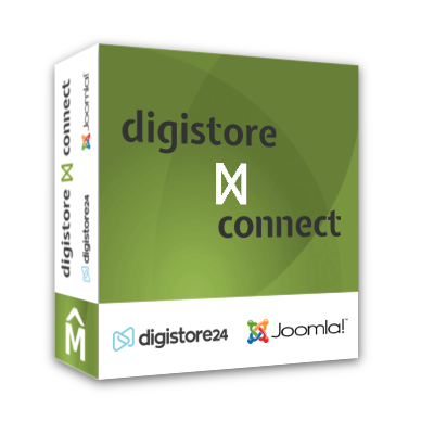 Digistore Connect 3D Schachtel