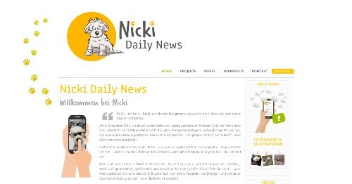 Nicki Daily News Homepage